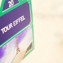 Numar de masa Turnul Eiffel