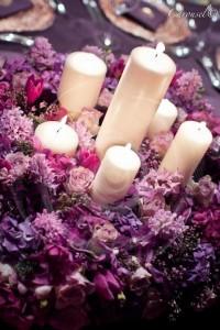 Aranjament Radiant Orchid