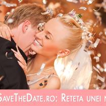 Workshop SaveTheDate.ro: Reteta unei nunti reusite