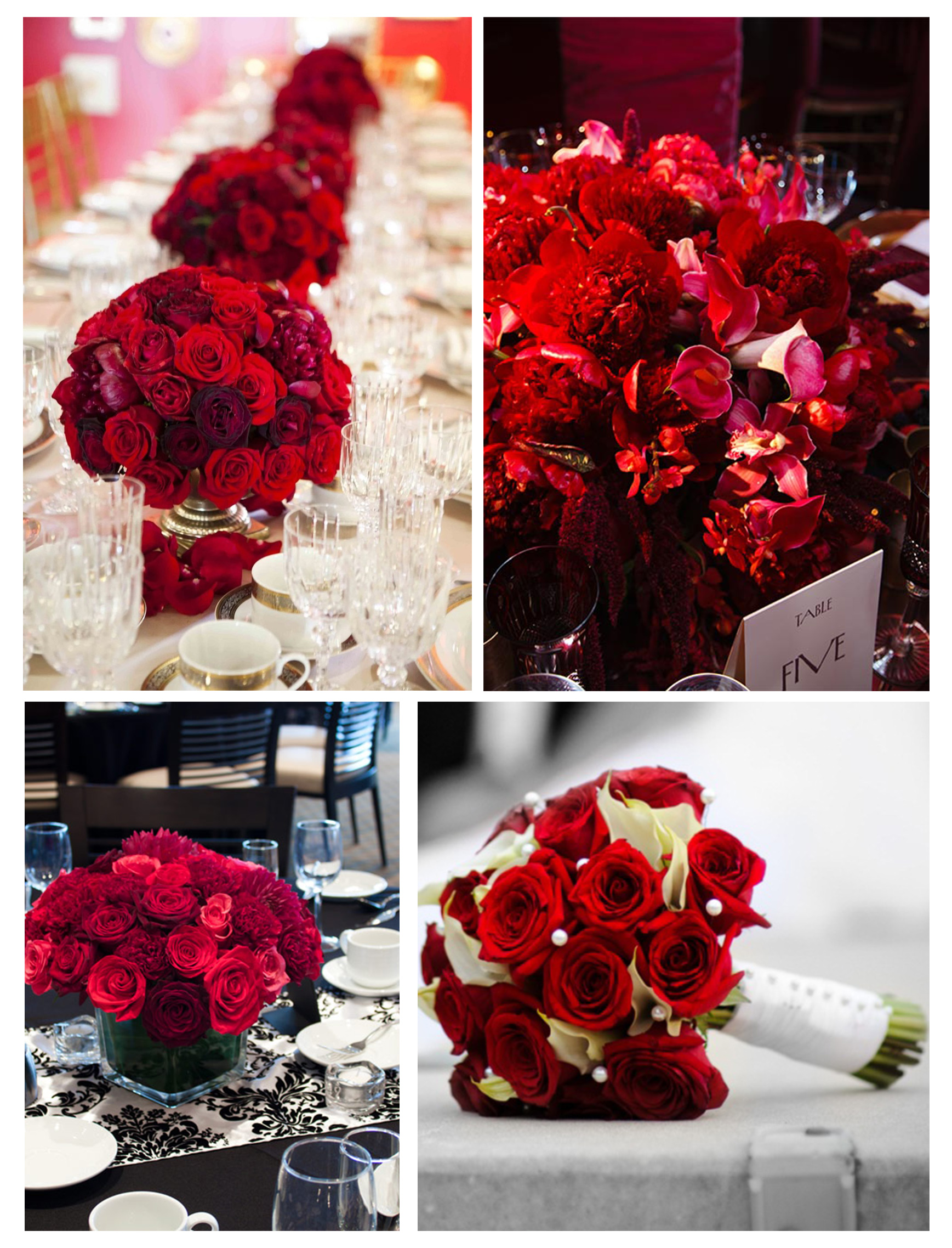 Nunta In Rosu Pasiune Si Eleganta Blog Ul De Nunta Karin Events