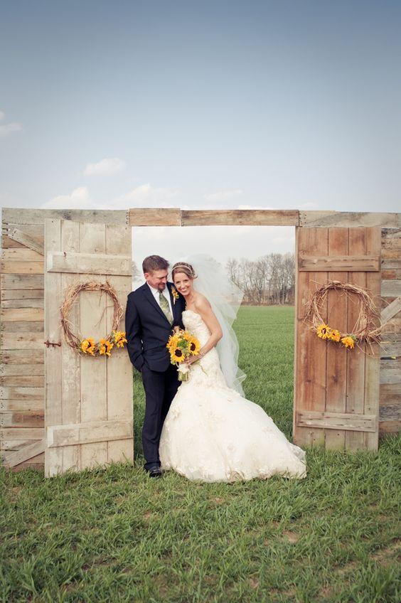 Nunta cu tema floarea soarelui