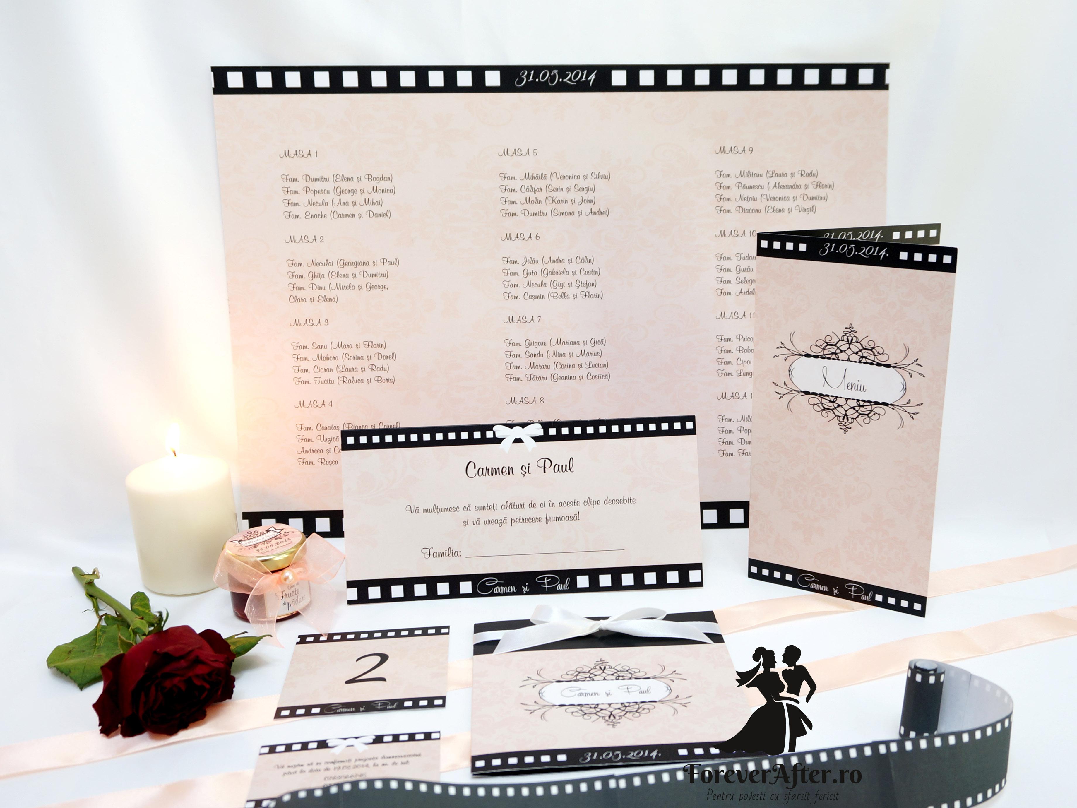 Cum Sa Iti Alegi Invitatiile De Nunta Blog Ul De Nunta Foreverafterro