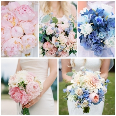 Nunta In Culorile Anului 2016 Roz Quartz Si Albastru Seren Blog