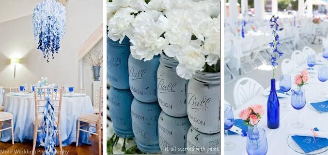 Ombre Nunta In Nuante De Albastru Blog Ul De Nunta Karin Events