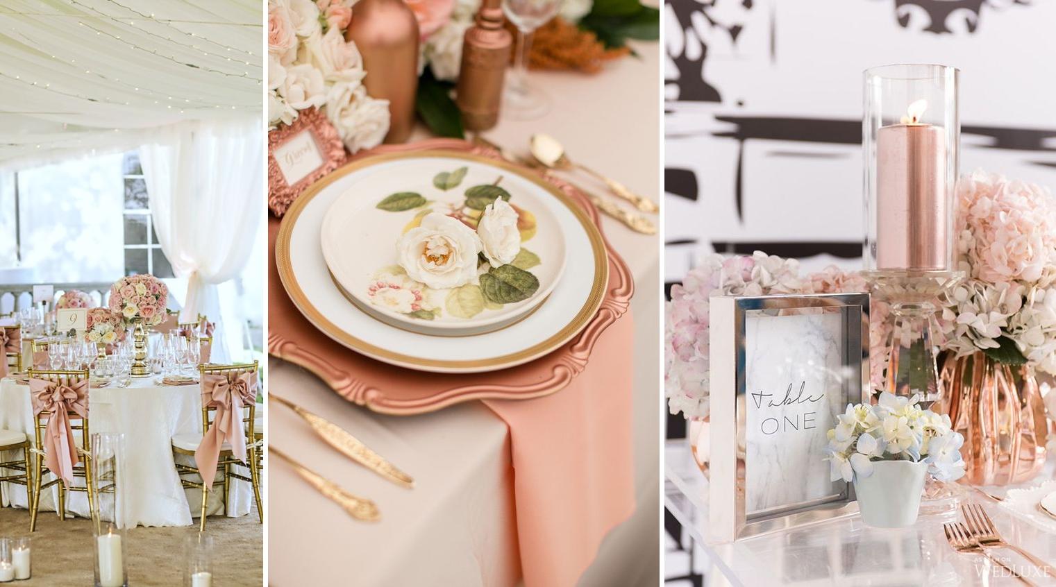 Idei decor pentru nunti ale anului 2016