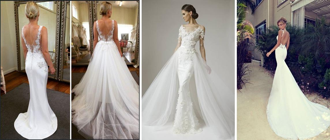 Idei rochii pentru nuntile anului 2016