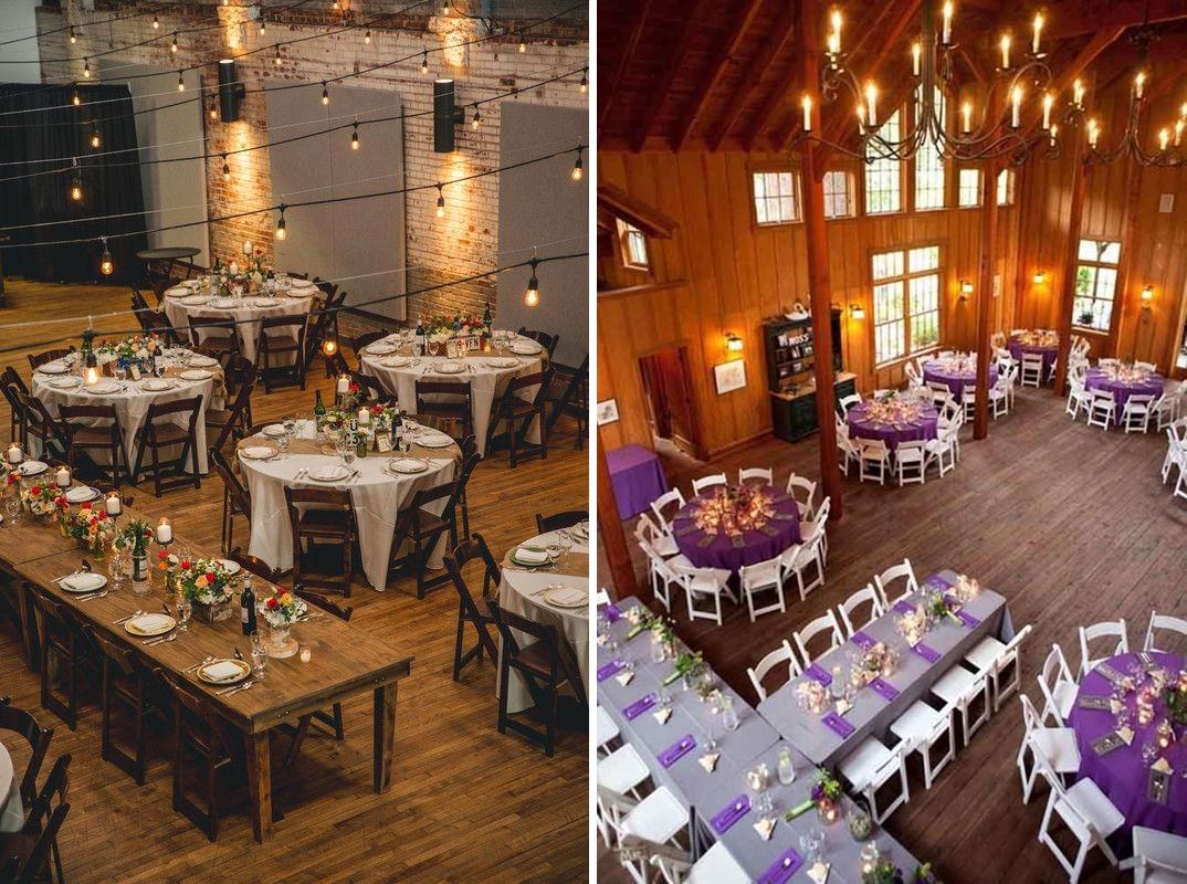 Idei aranjare mese pentru nuntile anului 2016