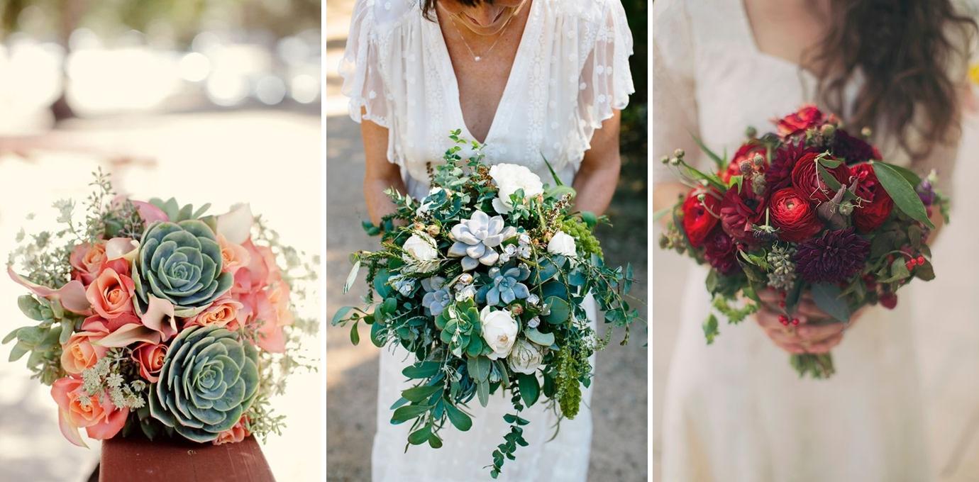 Idei buchet de mireasa pentru nuntile anului 2016