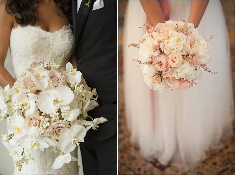 Buchet mireasa nunta glamour