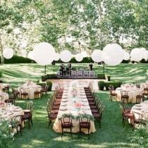 Decor nunta rustica outdoor