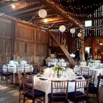 Nunta rustica indoor