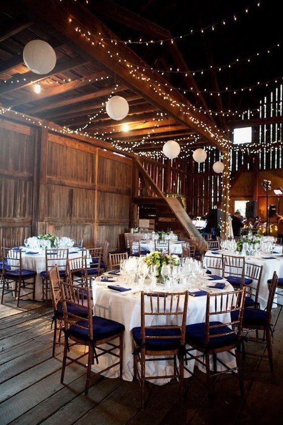 Nunta rustica indoor ul de karin events