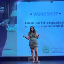 Workshop pentru mirese - Cum sa iti organizezi o nunta memorabila