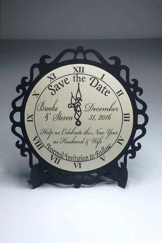 Nunta de revelion - save the date